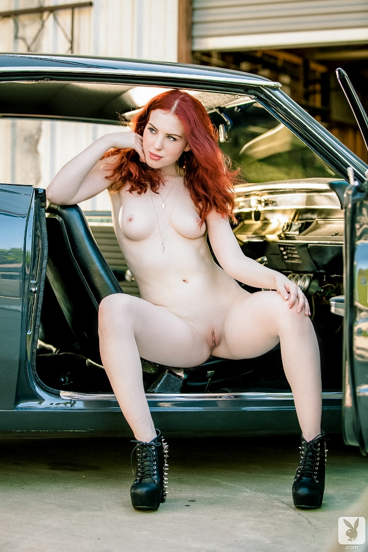 hairy harley nude pictures