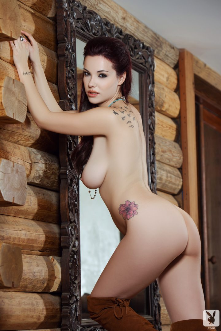 from Caleb naked girl of the month december