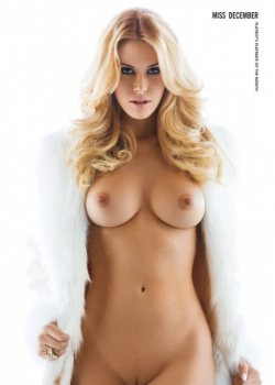 Kennedy Summers naked Playmate