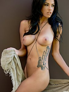 Kylie Johnson Nude Playboy