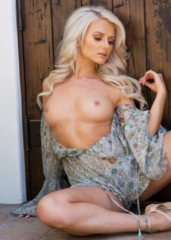 Veronika Skylee Playboy blonde