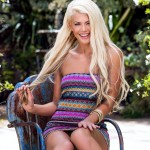 Annette White Cybergirl of the Month