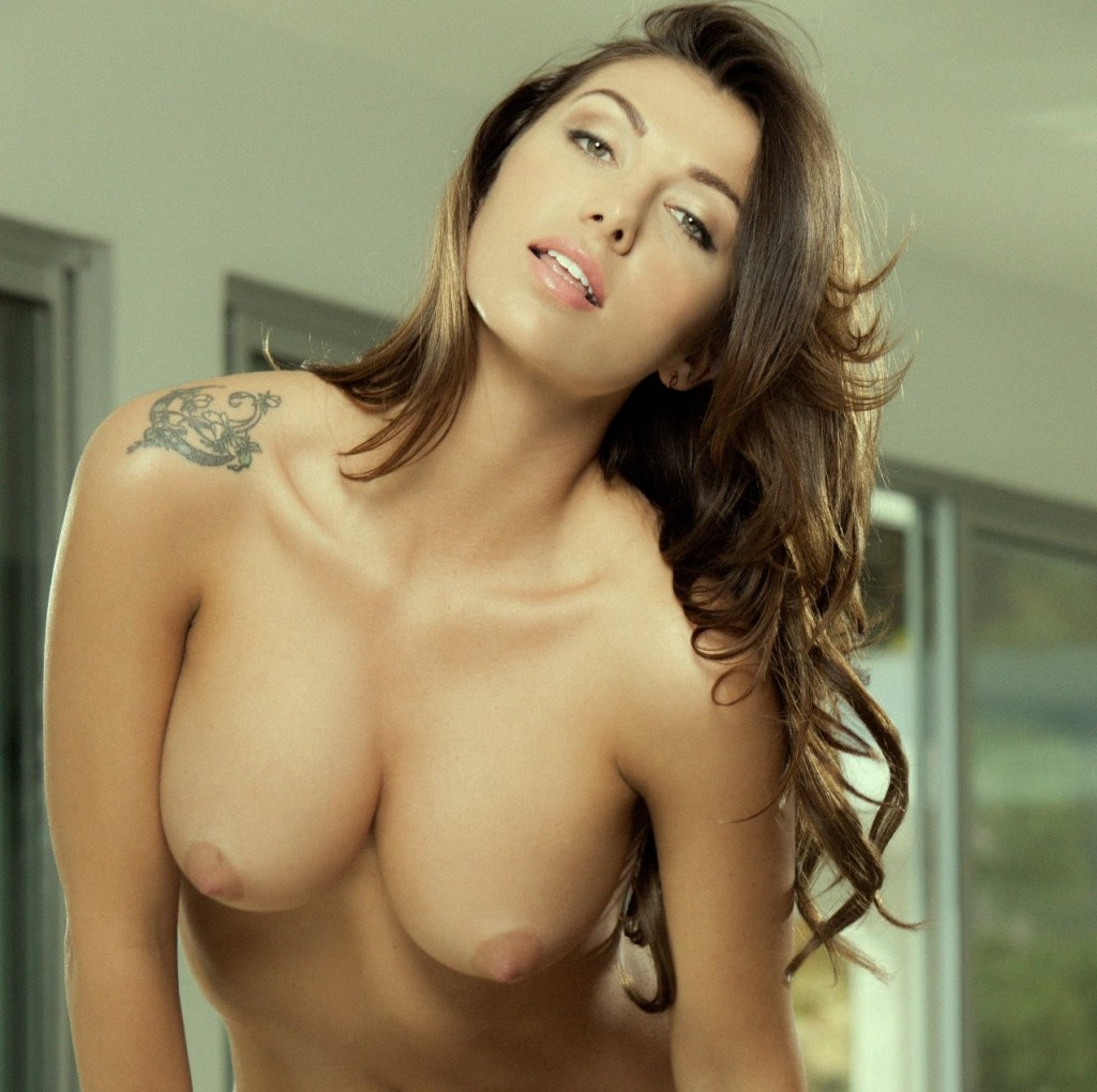 large breasted wife nude